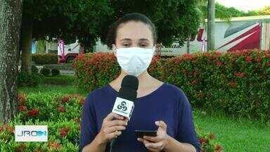 Em Ji-Paraná, o número de infectados pela covid-19 tem dobrado nos últimos dias - O número de casos ativos chega à 800 na cidade. Os dados são da secretaria estadual de saúde.