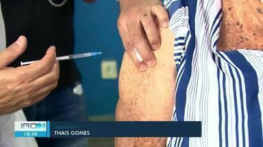 Porto Velho já vacinou mais de 11 mil pessoas que fazem parte do grupo prioritário - Nesta semana foi a vez dos idosos com mais de 80 anos se vacinaram contra a covid-19.