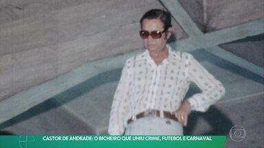 Globoplay estreia documentário que conta a história de Castor de Andrade, o bicheiro que uniu crime, futebol e carnaval - Globoplay estreia documentário que conta a história de Castor de Andrade, o bicheiro que uniu crime, futebol e carnaval