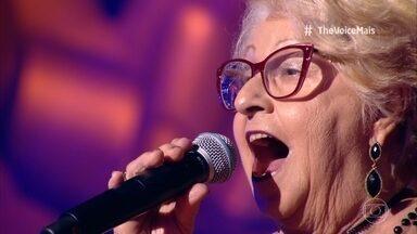Catarina Neves canta 'La Barca' - Mumuzinho avalia a apresentação da cantora