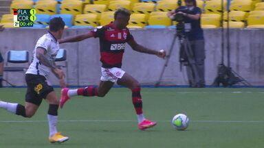 Melhores momentos: Flamengo 2 x 1 Corinthians pela 36ª rodada do Brasileirão 2020 - Melhores momentos: Flamengo 2 x 1 Corinthians pela 36ª rodada do Brasileirão 2020