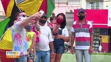 Bezerros tem semana de Carnaval cancelada - Município tem uma das maiores movimentações turísticas no período carnavalesco.