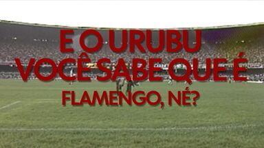 Bebeto relembra decisão do Flamengo contra o Inter em 1987 - Bebeto relembra decisão do Flamengo contra o Inter em 1987