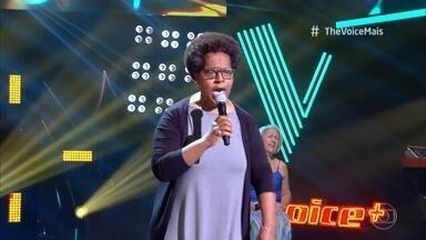 Angela Máximo canta 'Verde' - Técnicos elogiam a apresentação