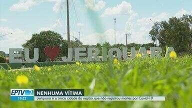 Jeriquara, SP, é a única cidade da região sem mortes por Covid-19 - De acordo com a Secretaria de Saúde, todos os moradores infectados conseguiram se recuperar da doença.