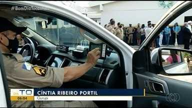Nova ferramenta promete agilizar os atendimentos da Polícia Militar em Gurupi - Nova ferramenta promete agilizar os atendimentos da Polícia Militar em Gurupi