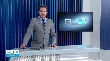 Veja íntegra do RJ2 de 06/03/2021 - Telejornal traz os principais destaques do dia nas cidades do interior do Rio.