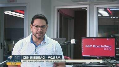 Região de Ribeirão Preto abrirá mais leitos para Covid-19, diz estado - Veja o que é destaque na programação da rádio CBN Ribeirão Preto com Réger Sena.