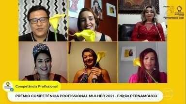 Prêmio reconhece mulheres de diversas áreas e suas histórias - Transmissão oficializou as vencedoras na quarta-feira (10).