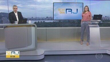 Bom dia Rio - Edição de quinta-feira, 11/03/2021 - As primeiras notícias do Rio de Janeiro, apresentadas por Flávio Fachel, com prestação de serviço, boletins de trânsito e previsão do tempo.
