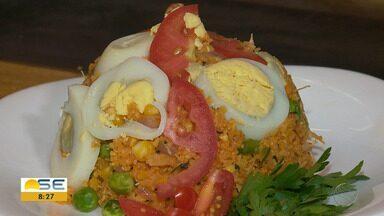 Cuscuz paulista é destaque em série de reportagens sobre o famoso alimento no Nordeste - Cuscuz paulista é destaque em série de reportagens sobre o famoso alimento no Nordeste.