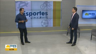 Kako Marques traz as notícias do esporte no Bom Dia Paraíba desta sexta-feira (12.03.21) - Fique bem informado, torcedor paraibano
