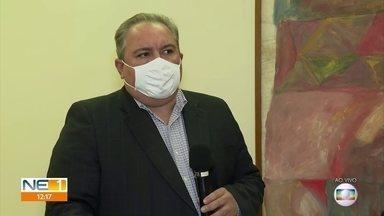 Um ano de pandemia: 'pior ano da saúde pública em um século', diz secretário de Saúde - André Longo apontou que foi um ano de muita dificuldade e que muita coisa não foi aprendida, como o uso de máscara.