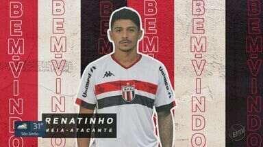 Botafogo-SP tenta primeira vitória no Campeonato Paulista contra Ponte Preta - Jogo acontece neste sábado (13) em Ribeirão Preto (SP).