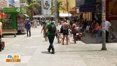 Após alta taxa de desemprego, setores de Alagoas estão conseguindo se reerguer em 2021 - Muitos empresários foram afetados por causa da pandemia.