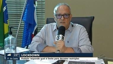 Prefeito de Rondonópolis não descarta adotar lockdown - Prefeito de Rondonópolis não descarta adotar lockdown