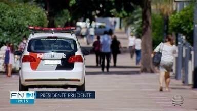 Fiscalização deve ser intensificada em Presidente Prudente durante a fase emergencial - Quem não obedecer as normas pode ser punido.