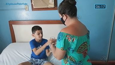 RS registrou mais de 20 casos de Covid-19 em crianças com até nove anos de idade - Mesmo com a baixa mortalidade da doença nas crianças, médicos alertam os pais para os riscos do contágio.