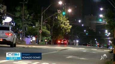 Isolamento no Ceará: taxa é de 40% - Confira mais notícias em g1.globo.com/ce
