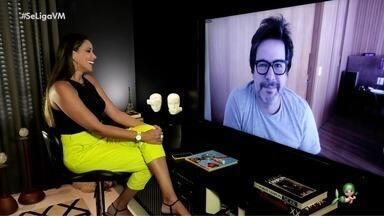 Entrevista com Murilo Benício - Ator fala sobre fase final de Amor de Mãe no papo com Niara Meirele