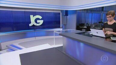 Jornal da Globo - Exibido em 18/03/2021 - Jornal da Globo - Exibido em 18/03/2021