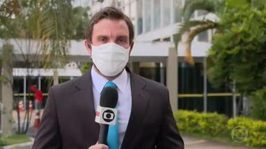 Novo ministro da Saúde assume pasta depois de oito dias de anúncio - O médico Marcelo Queiroga tomou posse como ministério da saúde nesta terça (23), depois de oito dias do anúncio feito pelo presidente Bolsonaro.