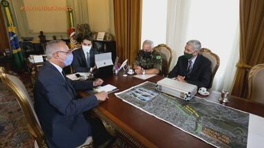 Santa Maria pode receber escola de sargentos do exército - Município da Região Central é um dos três cotados para sediar a nova unidade militar.