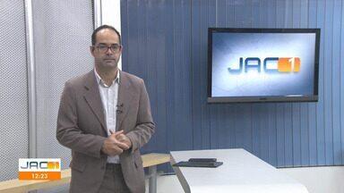 Veja a íntegra do JAC 1 desta quarta-feira, 24 de março - Veja a íntegra do JAC 1 desta quarta-feira, 24 de março