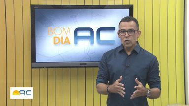 Paulo Henrique Nascimento fala sobre o esporte acreano nesta quarta (24) - Paulo Henrique Nascimento fala sobre o esporte acreano nesta quarta (24)