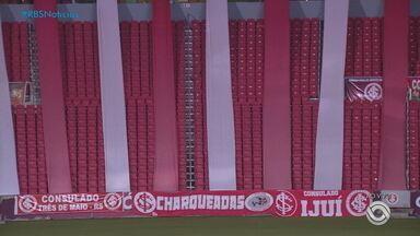 Inter enfrenta o Caxias pelo Campeonato Gaúcho - Jogo acontece nesta quarta (24), às 22h com transmissão pela RBS TV.