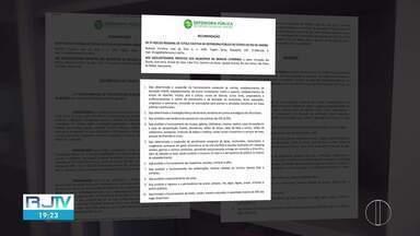 """Defensoria Pública lista medidas a serem adotadas por cidades da Baixada Litorânea - Defensoria listou 10 medidas restritivas a serem seguidas pelos municípios durante o """"superferiado""""."""