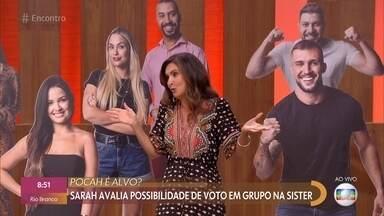 Saiba como fica o 'BBB21' com a segunda liderança de Arthur - Tati Machado e Fátima Bernardes repercutem os últimos acontecimentos na casa mais vigiada do Brasil