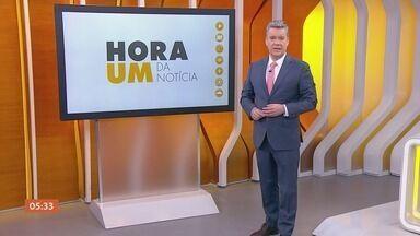 Hora 1 - Edição de 30/03/2021 - Os assuntos mais importantes do Brasil e do mundo, com apresentação de Roberto Kovalick.