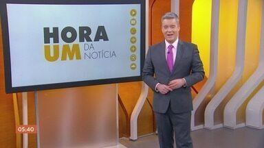 Hora 1 - Edição de 31/03/2021 - Os assuntos mais importantes do Brasil e do mundo, com apresentação de Roberto Kovalick.