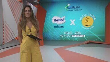 Globo Esporte Edição Nacional de quinta-feira - 01/04/2021, na íntegra - O Globo Esporte atualiza o noticiário esportivo do dia.
