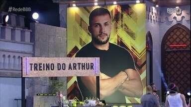 Veja como foi a Festa do Líder Arthur no BBB21 - Veja como foi a Festa do Líder Arthur no BBB21