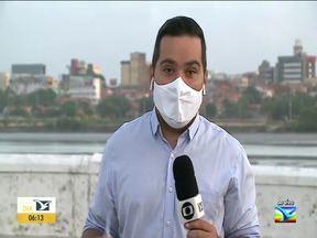 Maranhão chega a 6108 mortes e 243.720 casos de Covid-19 na pandemia - Nessa quinta-feira (1º) foram registrados mais 38 óbitos e 1319 novos casos da doença no estado.