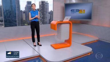 SP1 - Edição de sábado, 03/04/2021 - Idosos com mais de 68 anos podem se vacinar contra Covid-19 em São Paulo. Isolamento social não aumenta durante antecipação dos feriados em SP. Taxa de ocupação de UTIs chega a 91,8% em SP.