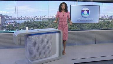 Globo Comunidade RJ - Íntegra de 04/04/2021 - Noticiário que traz assuntos de interesse da comunidade, como qualidade de vida e urbanismo.