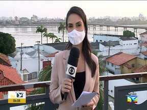 Pelo 4º dia seguido, Maranhão supera 40 mortes diárias por Covid-19 - Maranhão registrou 42 mortes pela Covid-19 nessa segunda-feira (5), segundo a Secretaria de Estado da Saúde.