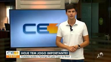 As notícias do esporte - Saiba mais em g1.com.br/ce