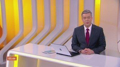 Hora 1 - Edição de 07/04/2021 - Os assuntos mais importantes do Brasil e do mundo, com apresentação de Roberto Kovalick.