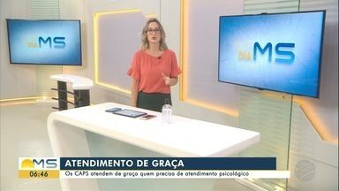 Entenda como funciona o atendimento gratuito à saúde mental em Campo Grande - São diversos Caps que estão de portas abertas para o público em geral.