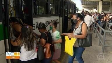 Linha Sul do Metrô do Recife volta a funcionar após mais de um dia paralisada - Problema nos cabos de energia interrompeu operação entre 5h50 de terça (6) e 7h desta quarta (7).
