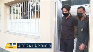 Vereador Dr. Jairinho é preso no Rio - Ele é investigado pela morte do menino Henry Borel.
