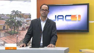 Assista a íntegra do Jornal do Acre 1ª edição desta quinta-feira, 8 de abril - Assista a íntegra do Jornal do Acre 1ª edição desta quinta-feira, 8 de abril