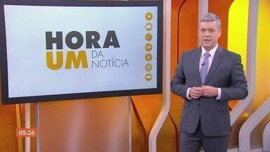 Hora 1 - Edição de 09/04/2021 - Os assuntos mais importantes do Brasil e do mundo, com apresentação de Roberto Kovalick.