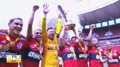 Flamengo vence mais um título e aumenta hegemonia - Enquanto isso, Flu vence pelo Campeonato Carioca e Fred chega a 400 gols na carreira