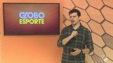 Globo Esporte de segunda-feira - 12/03/2021, na íntegra - Globo Esporte de segunda-feira - 12/03/2021, na íntegra