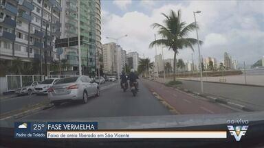 Confira o que é permitido na fase vermelha do Plano SP em Santos - Cidade publicou decreto estabelecendo novas regras.